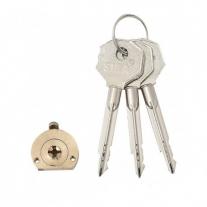 Цилиндры с крестообразным ключом