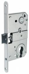 Защёлка под ключевой цилиндр BUS 2085 CHROME