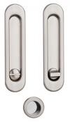 Ручки для раздвижных дверей с мех. wc Siba S223 SN