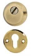 Броненакладка для цилиндра SIBA S400 PB